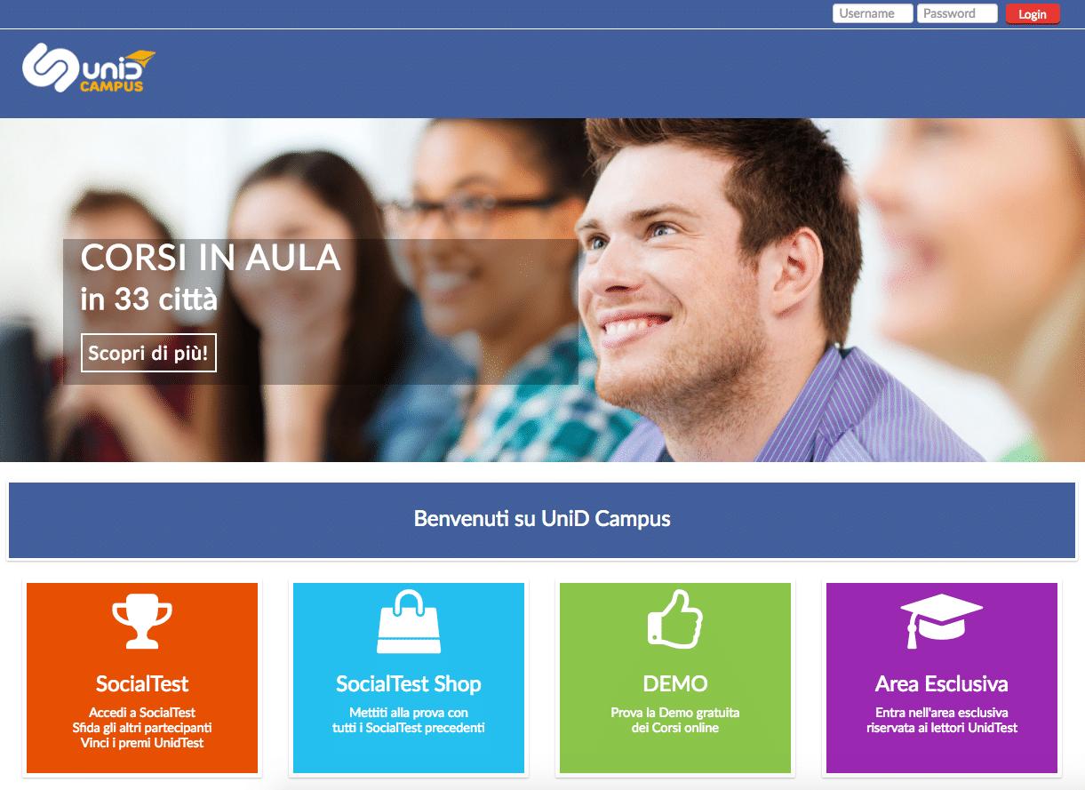 portfolio UniD Campus