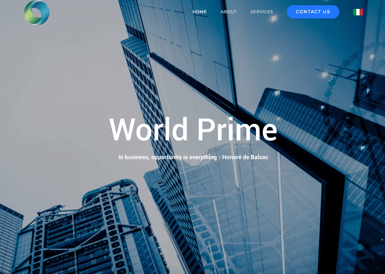 portfolio world prime