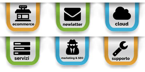 servizi siti ecommerce
